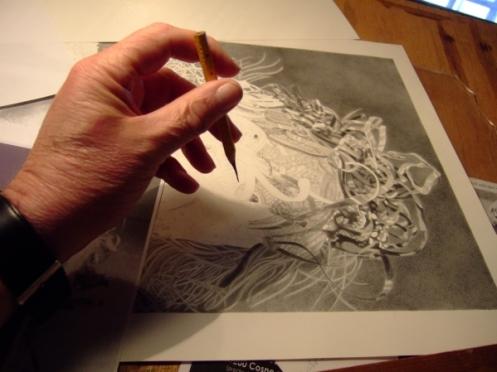 THE ARTISTS LOVIN HAND