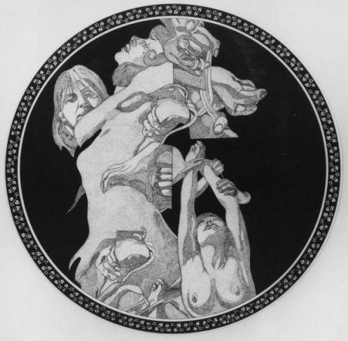 barok figuren bondage